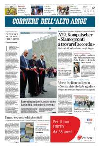 Corriere dell'Alto Adige - 7 Aprile 2019