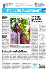 Kölnische Rundschau Wipperfürth/Lindlar – 02. August 2019