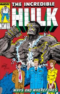 Incredible Hulk 346 1988