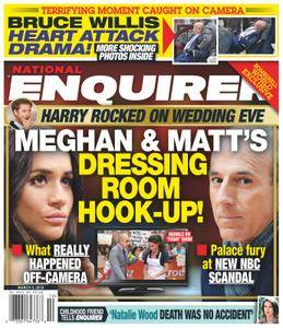 National Enquirer - March 05, 2018