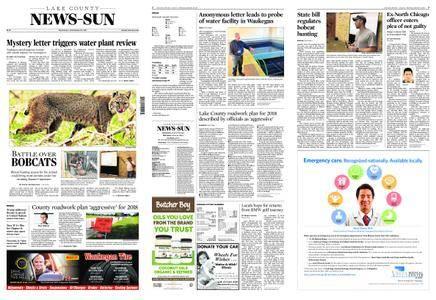 Lake County News-Sun – September 20, 2017