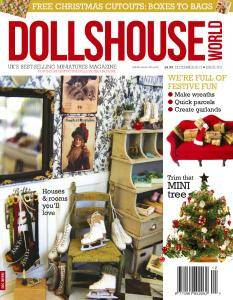 Dolls House World - Issue 303 - December 2017
