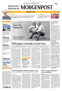 Solinger Morgenpost – 04. Dezember 2019