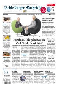 Schleswiger Nachrichten - 26. Oktober 2019