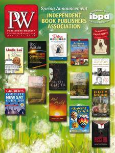 Publishers Weekly - April 09, 2018
