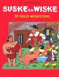 Suske En Wiske - 059 - De Dolle Musketiers 1965