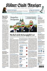 Kölner Stadt-Anzeiger Rhein-Erft-Kreis/Bornheim – 27. Oktober 2020