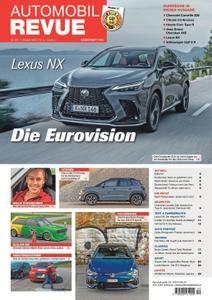 Automobil Revue – 07. Oktober 2021