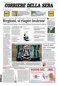 Corriere della Sera – 29 maggio 2020