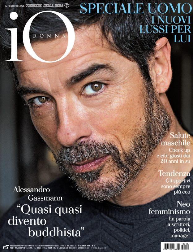 Io Donna del Corriere della Sera – 12 gennaio 2019