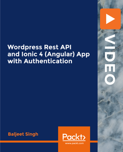 WordPress REST API and Ionic 4 (Angular) App with Authentication