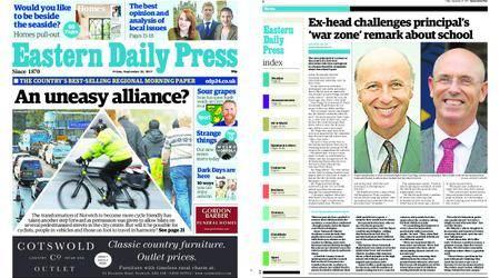 Eastern Daily Press – September 22, 2017