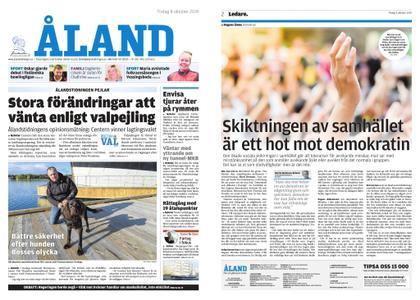 Ålandstidningen – 08 oktober 2019