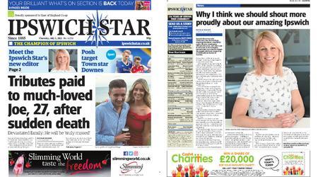 Ipswich Star – July 01, 2021