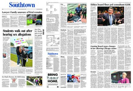 Daily Southtown – September 17, 2019