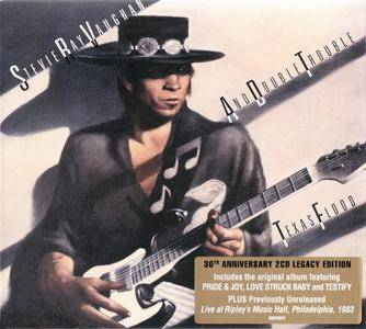 Stevie Ray Vaughan And Double Trouble - Texas Flood (1983) {2013, 30th Anniversary Legacy Edition}