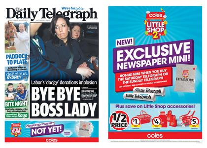 The Daily Telegraph (Sydney) – August 29, 2019