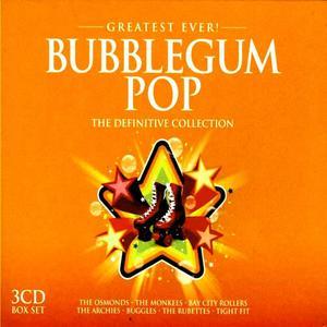 V.A. - Greatest Ever! Bubblegum Pop: The Definitive Collection (3CD Box Set, 2013)