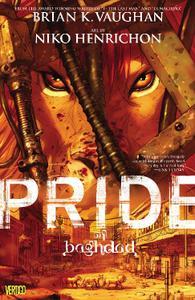 Vertigo-Pride Of Baghdad 2008 Retail Comic eBook