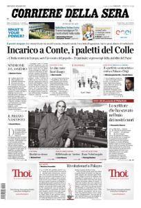 Corriere della Sera - 24 Maggio 2018
