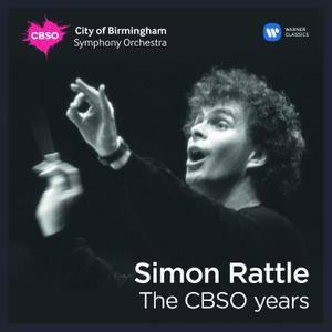 Simon Rattle - The CBSO Years (52CD Box Set, 2015)
