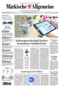 Märkische Allgemeine Luckenwalder Rundschau - 06. August 2019