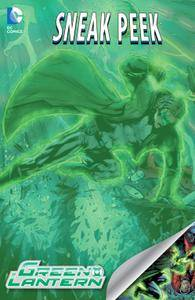 DC Sneak Peek - Green Lantern 2015 Digital