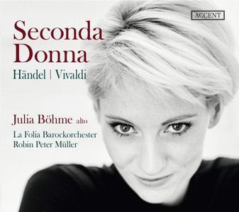 Handel, Vivaldi: Seconda Donna - Julia Bohme, La Folia Barockorchester, Robin Peter Muller - 2019