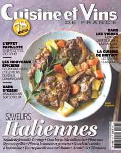 Cuisine et Vins de France - mars 2020