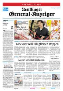 Reutlinger General-Anzeiger - 27. Juni 2020