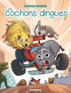 Les Cochons dingues - Tome 2 2019