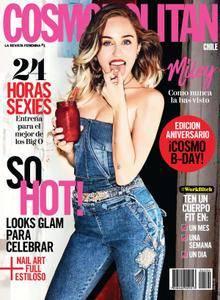 Cosmopolitan Chile - septiembre 2017