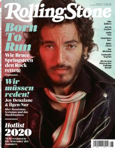 Rolling Stone Germany - August 2020