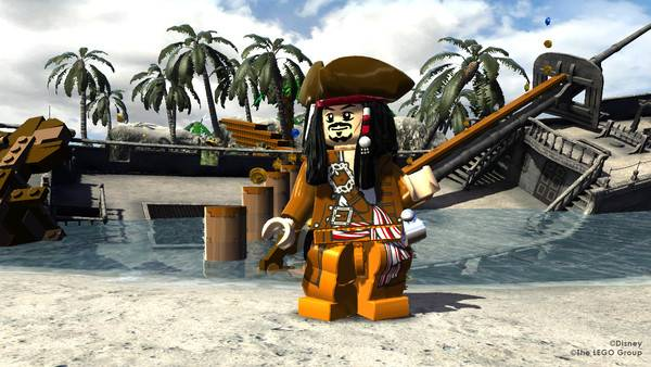 LEGO® Pirates of the Caribbean: The Video Game (2011)