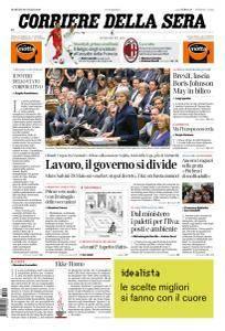 Corriere della Sera - 10 Luglio 2018