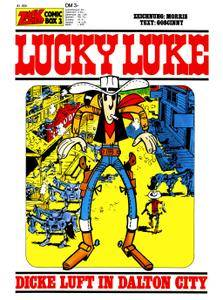 Zack Box 03 Lucky Luke Dicke Luft in Dalton CityZack Box 03 Lucky Luke Dicke Luft in Dalton City