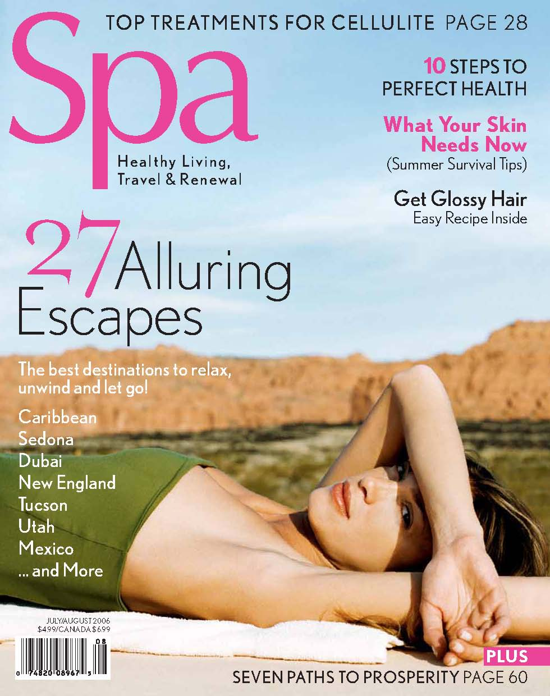 Spa Magazine: July 2006
