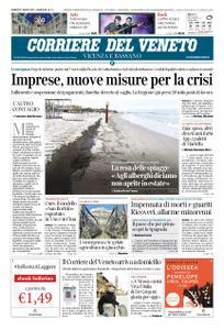 Corriere del Veneto Vicenza e Bassano – 27 marzo 2020