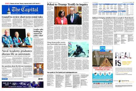 The Capital – November 18, 2019