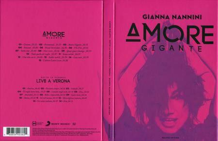 Gianna Nannini - Amore Gigante (2017) [Deluxe Edition]