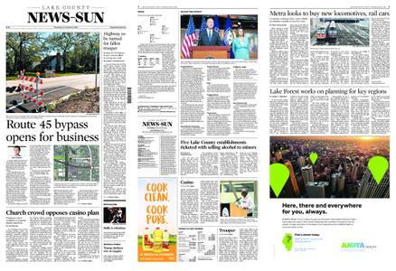 Lake County News-Sun – October 09, 2019