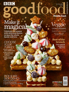BBC Good Food Middle East - December 2019