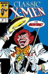 Classic X-Men 029 1989 Digital Shadowcat
