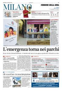 Corriere della Sera Milano – 10 maggio 2020