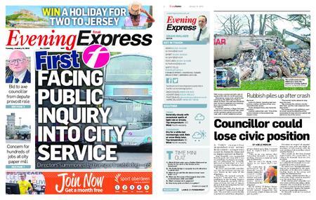 Evening Express – January 15, 2019