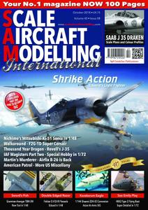 Scale Aircraft Modelling - October 2018