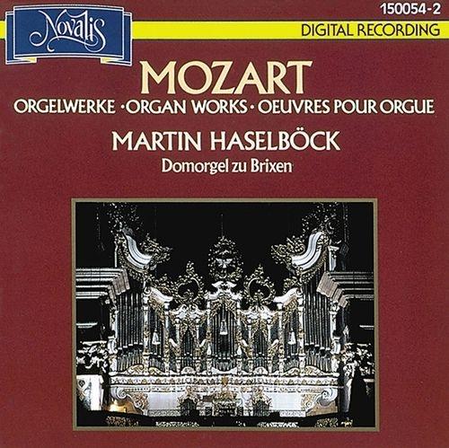 Mozart Orgelwerke