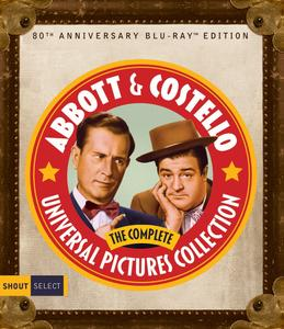 Abbott & Costello: The Complete Universal Pictures Collection (1940-1965)+[Bonus]