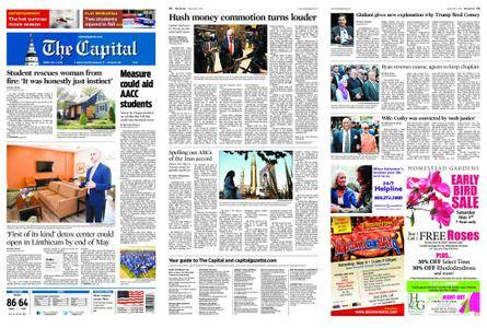 The Capital – May 04, 2018