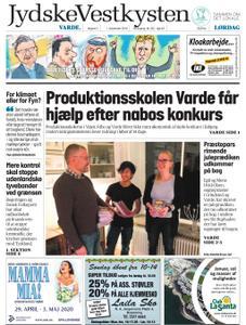 JydskeVestkysten Varde – 01. december 2018